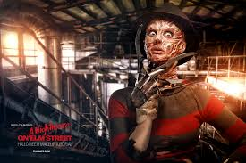 Halloween Makeup Male Freddy Krueger Halloween Makeup Tutorial By Ellimacs