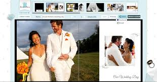 photo album online your wedding album with friends and family