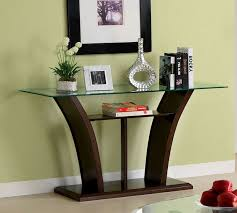 modern console table decor decorate modern console table thedigitalhandshake furniture
