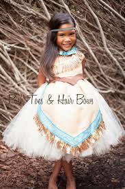Pocahontas Costume Pocahontas Dress Pocahontas Costume Pocahontas Tutu Dress
