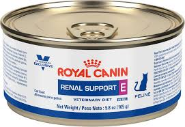 royal canin veterinary diet renal support e canned cat food 5 8