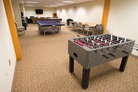 Pool Table Meeting Table Multipurpose Spaces Conference Services Nebraska