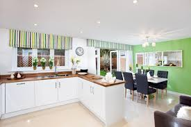 the kitchen in the arundel at froghall fields in flitwick bovis