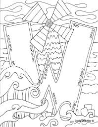 b for buffalo coloring page with handwriting practice fun di