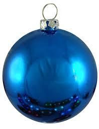 blue ornaments bulk decore
