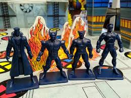 x men crisis in the danger room game a board game a day
