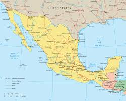Mexico States Map by Best Photos Of Map Of Mexico Detailed Map Of Mexico Cities