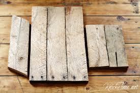 Wood To Make Cabinets Diy Barn Door Wall Cabinet Via Knickoftime Net