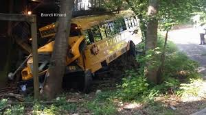 North Carolina travel bus images More than a dozen children hurt after a school bus accident in jpg