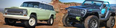 new jeep wagoneer concept check out these 7 new jeep concept vehicles forest lake mn