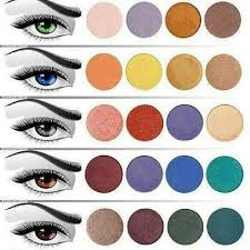 What Goes Well With Blue Top 10 Best Beauty Secrets And Tips Of All Time Eye Colors Dark