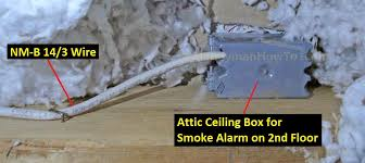 Green Light On Smoke Detector How To Install A Hardwired Smoke Alarm Troubleshoot Ac Wiring