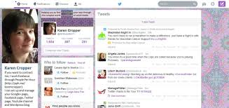 layout of twitter page how to design a header image for twitter for all devices karen