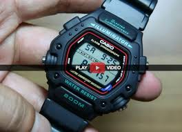 Jam Tangan Casio Dw 290 vid dw 290 1v indowatch co id