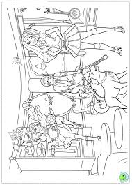 100 ideas barbie charm coloring pages games