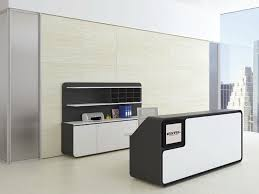Small Reception Desk Ideas Laminate Reception Desk Vega By John Bennett Estel