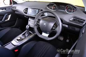 peugeot 308 2015 peugeot 308 t9 2015 interior image in malaysia reviews specs