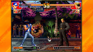 King Of Backdrops Best Fighting Games For Android Android Central