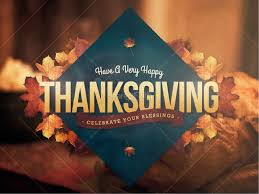 happy thanksgiving for fall and harvest church motion graphics