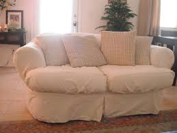 White Slipcover Sofa by Decorating Luxury Blue Slipcovers For Sofas With Cushions