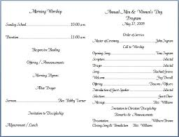 wedding church program templates emejing wedding church program template photos styles ideas