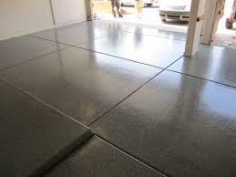 Garage Epoxy Heavy Chip Dark Grey Epoxy Arizona Garage Solutions
