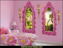 Disney Bedroom Wall Stickers Princess Bedroom Castle Wall Decals Disney Princess Wall Murals