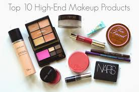 top 10 high end makeup items classically contemporary