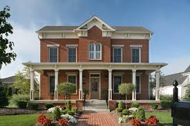 Colonial Home Designs Collections Of Brick Colonial House Free Home Designs Photos Ideas