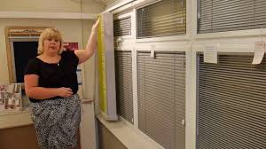 vertical blinds for conservatories from norwich sunblinds youtube