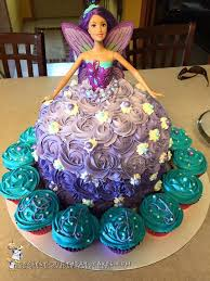 doll cake fairytale doll cake