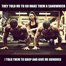 Personal Trainer Meme - don t mess with women personal trainers diet and exercise quotes