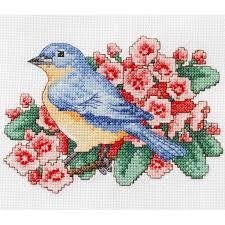shop plaid bucilla counted cross stitch picture kits mini