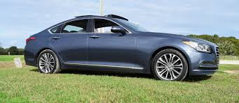 hyundai genesis road test hd road test review 2016 hyundai genesis v6 rwd