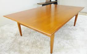 teak coffee table with shelf unique teak coffee table for