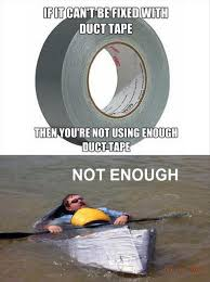 Duct Tape Meme - is it duck tape or duct tape meme by callify98 memedroid