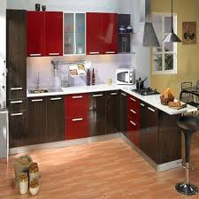 godrej kitchen interiors godrej modular kitchen with marine ply shutter the sanrachana