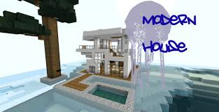 modern house on snow epic underwater canyon minecraft project
