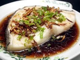 cuisiner du poisson poisson au gingembre à la vapeur chine cuisiner salé