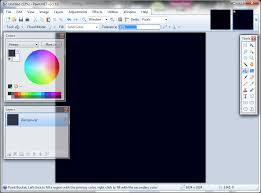 how to make a starfield for a game in paint net creator of big