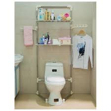 Bathroom Shelf Over Toilet by Bathroom Decoration Concept Useful Bathroom Space Saver Over