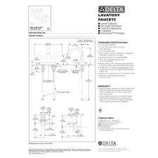 delta faucet 2538 ssmpu dst lahara brilliance stainless two handle