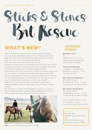 october newsletter u2014 sticks u0026 stones rescue