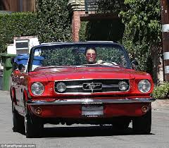 Black Classic Mustang Classic Car Rental Los Angeles Vintage Rentals Muscle Car Hire