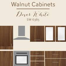what color countertops with walnut cabinets the best wall colors to update stained cabinets rugh design