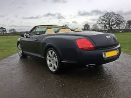 find used bentley for sale used bentley continental gtc for sale pulborough west sussex