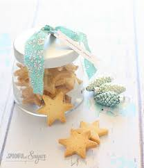 christmas shortbread a spoonful of sugar