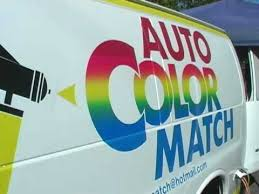 auto color match on site paint repair franchise opportunity youtube