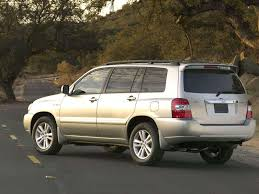toyota highlander hybrid 2005 toyota highlander hybrid 2005 picture 13 of 21