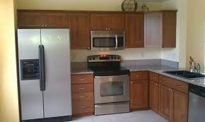 kitchen cabinet refinishing cost most widely used home design got granite counters ugly cabinets refacing could be the right